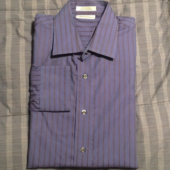 Kenneth Cole 100% Cotton Shirt